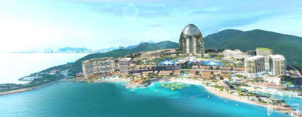 Thành phố ánh sáng KDI Holdings mở ra tại Vega City Nha Trang mang tới tiềm năng kinh tế cực lớn